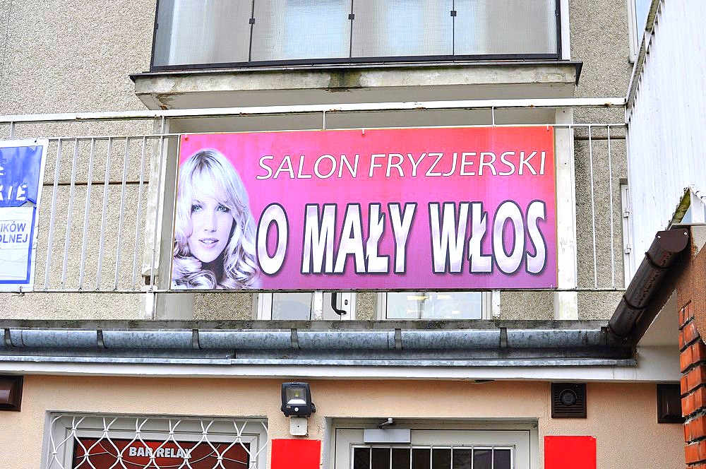 Salon Fryzjerski O Mały Włos Katarzyna Długosz Hrubieszów